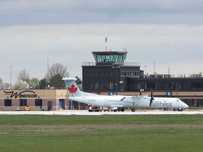 Windsor Airport