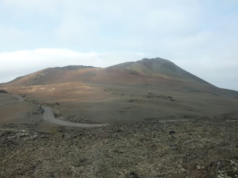 fire mountain lanzarote
