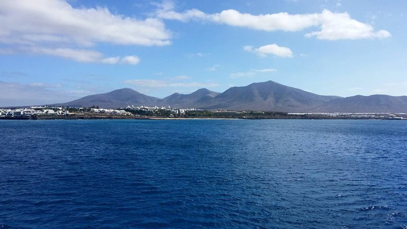 view of lanzarote