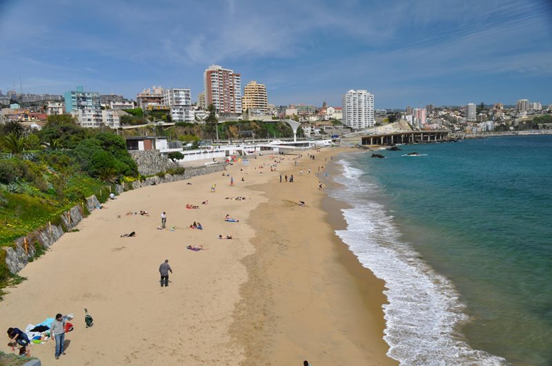 Car hire vina del mar car rental vina del mar chile from for Jardines verticales vina del mar