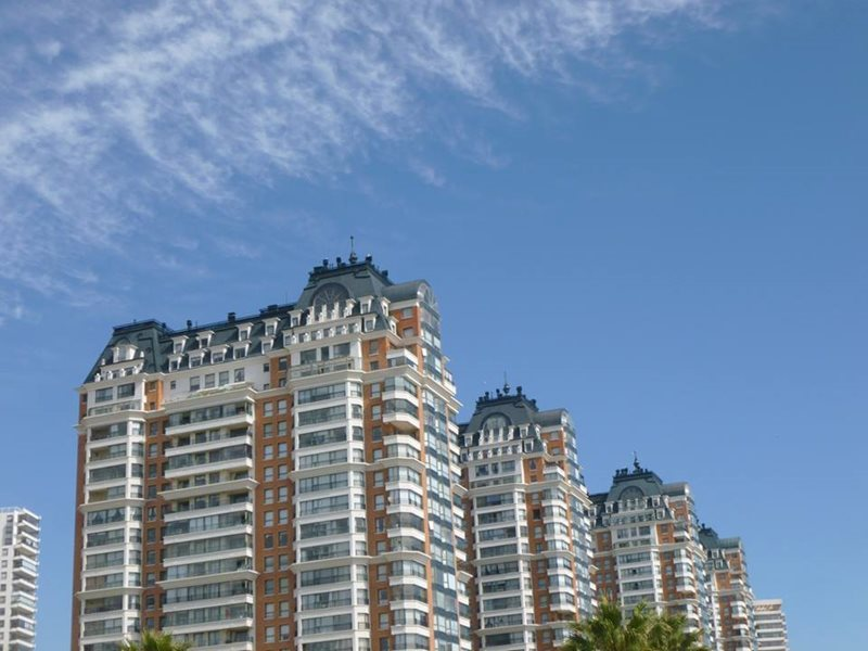 Vina del Mar waterfront apartments