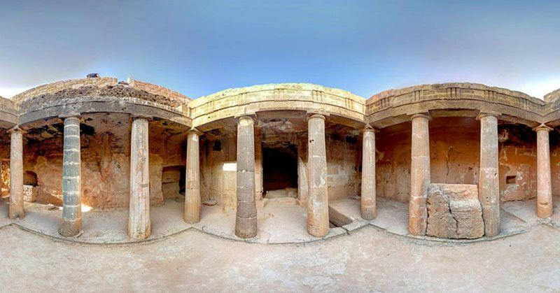 Tomb of the Kings Paphos
