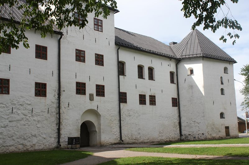 Turku Airport Turku Castle