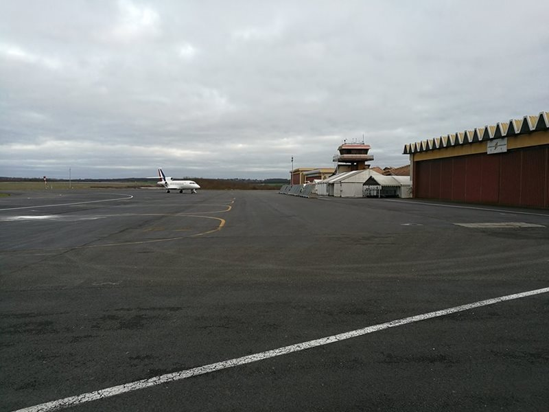 Angouleme Airport
