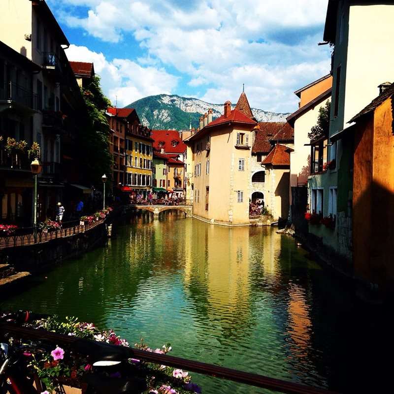 annecy canals