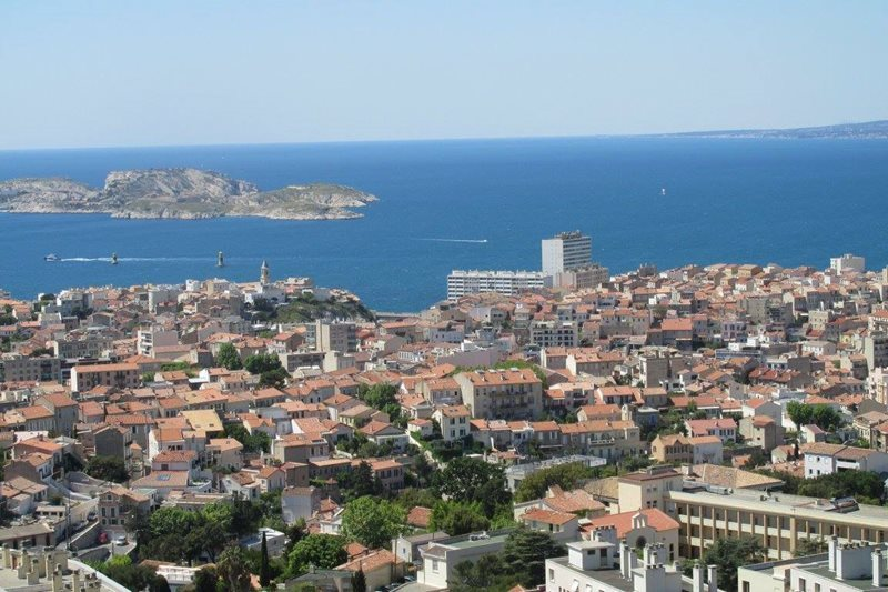 view of marseille