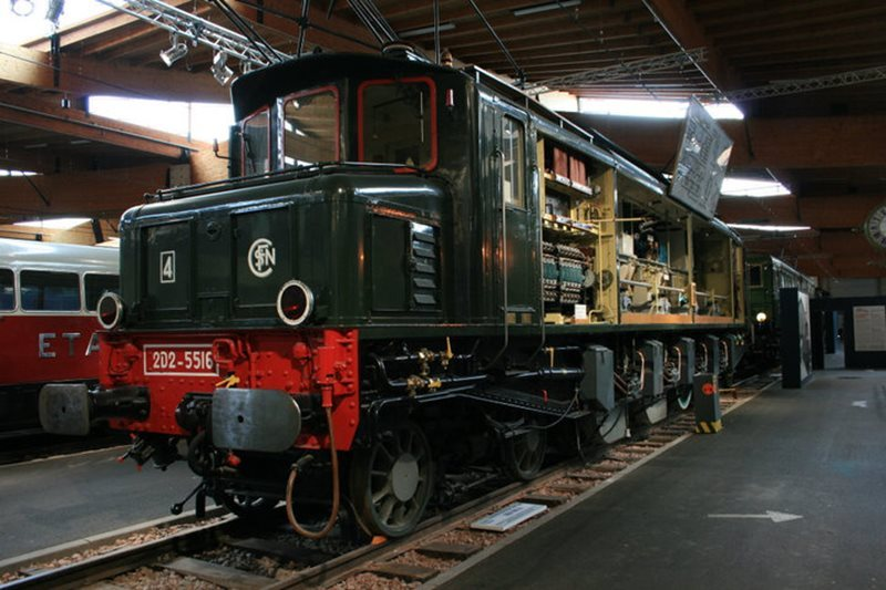 mulhouse french railway museum