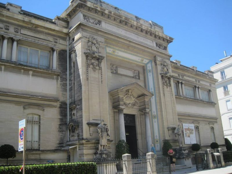 nimes musee des beaux arts