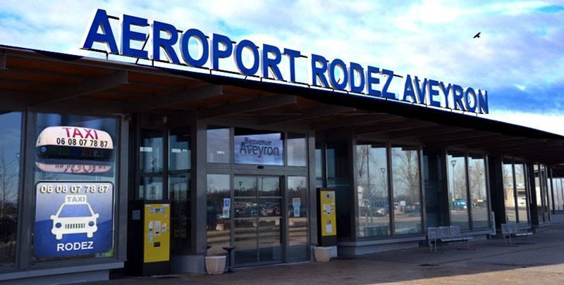 rodez airport