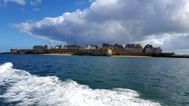 view of saint malo