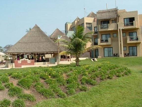 Gambia Hotel - The Sheraton
