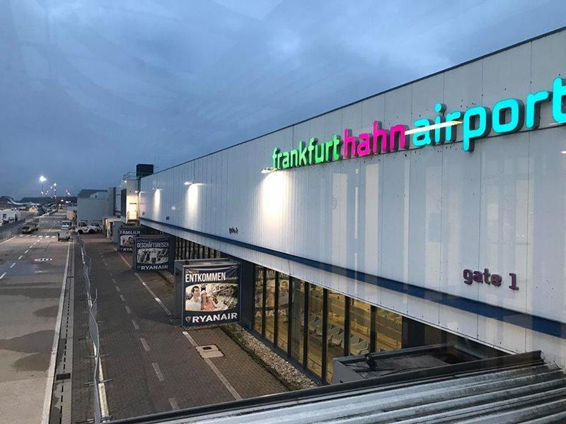 Frankfurt Airport Ryanair Terminal