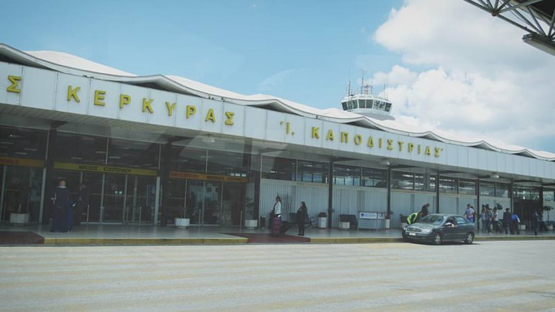 Car Hire Corfu Airport Greece