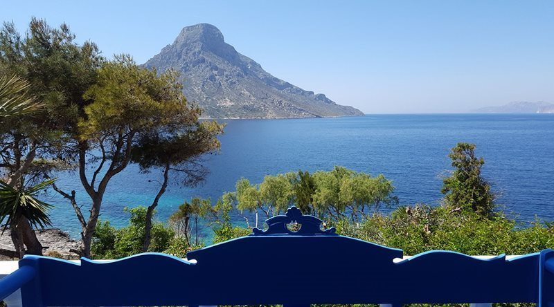 kalymnos mountain greece
