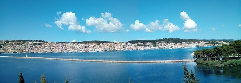view of kefalonia