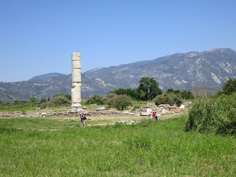 heraion of samos