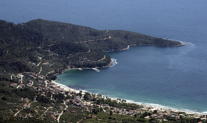 view of thassos