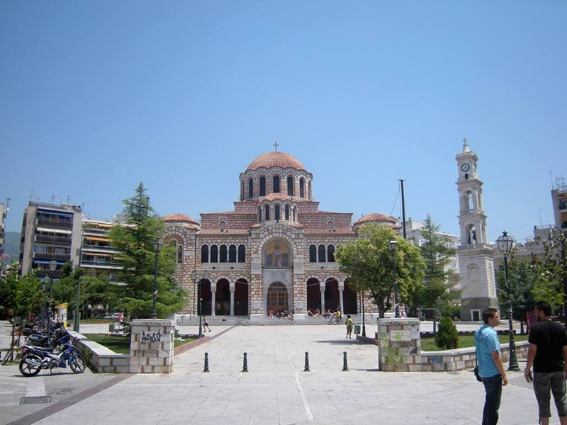 volos cathedral