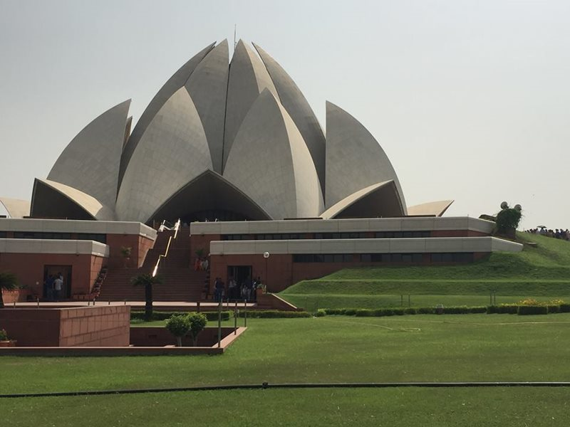 New Dehli Lotus Temple
