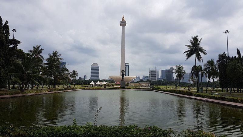 Jakarta The National Monument