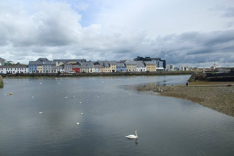 galway city view