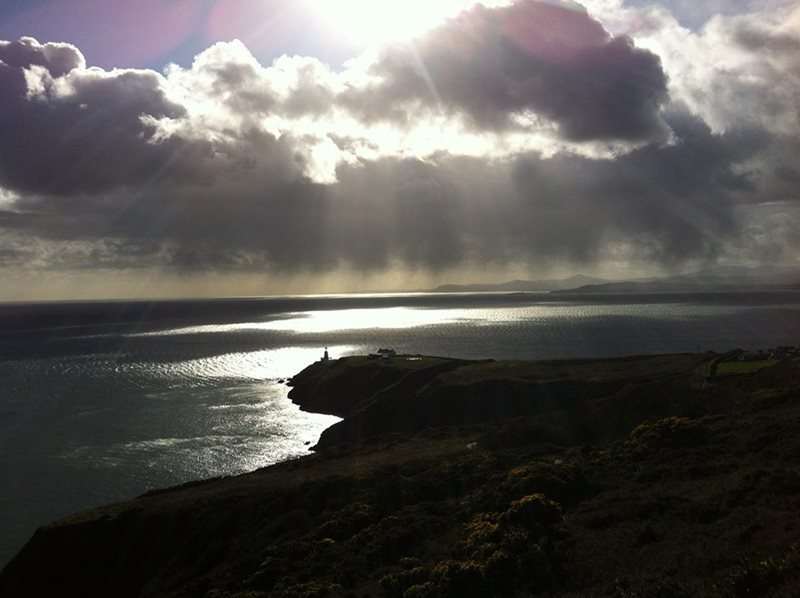 howth head near dublin