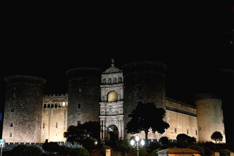Naples Capuano Castle