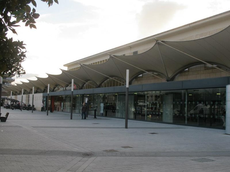 poitiers train station