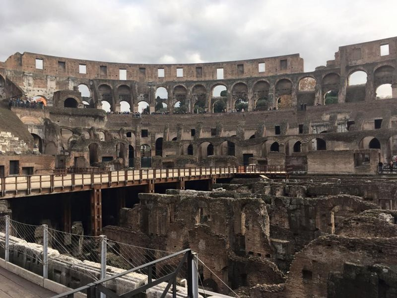 Hire The Tour Guider In Rome Italy