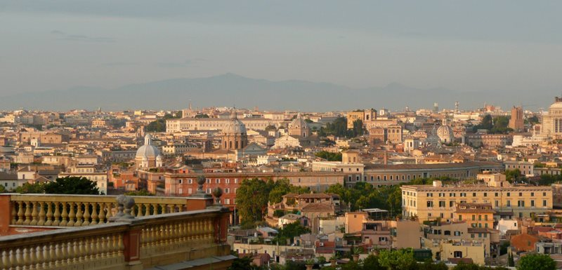 Rome view