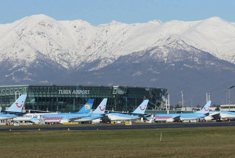 Turin Caselle Airport