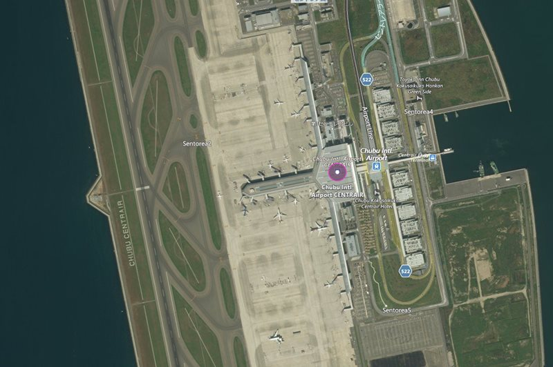 Osaka Kansai International Airport