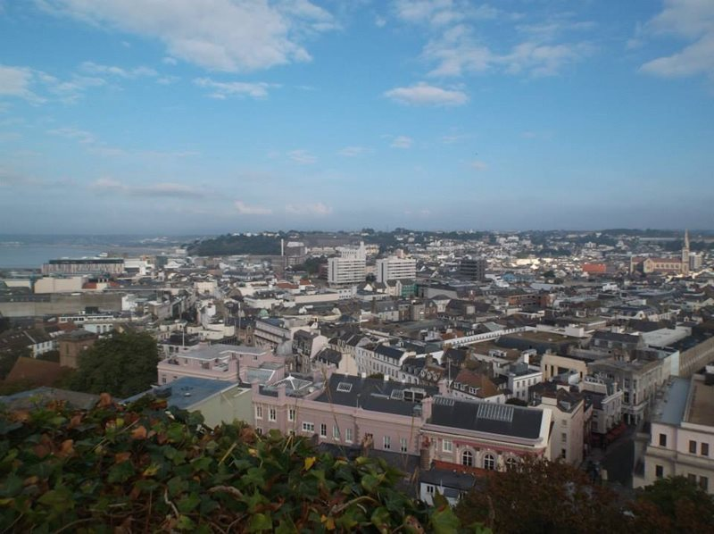 Jersey St Helier View
