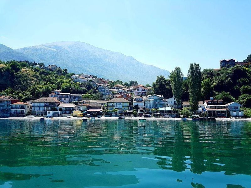 Macedonia Lake Ohrid