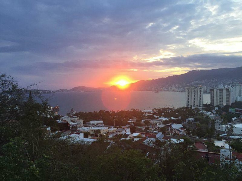 Acapulco Sunset