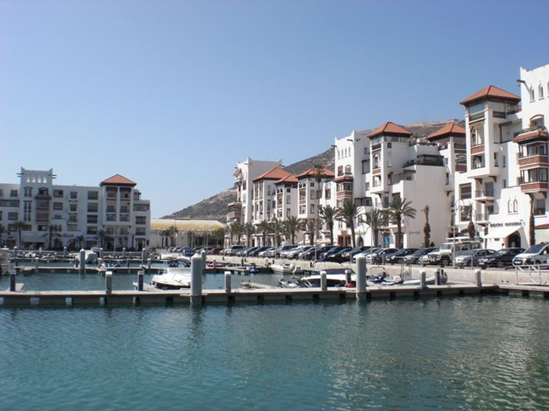 Agadir Harbour