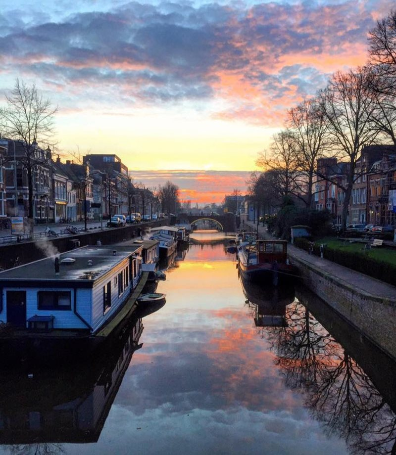 Groningen Canal