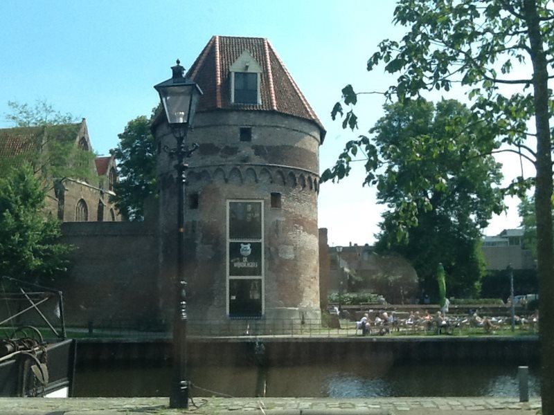 Zwolle Old city wall