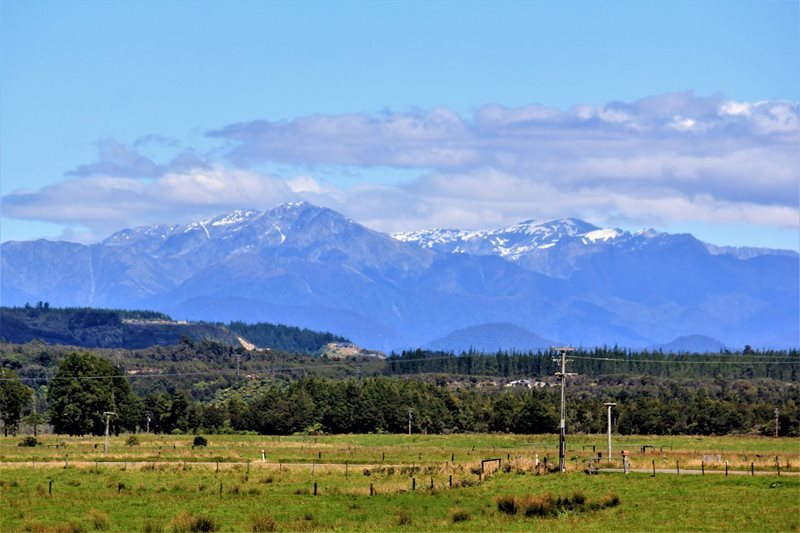 Greymouth Mount Cook