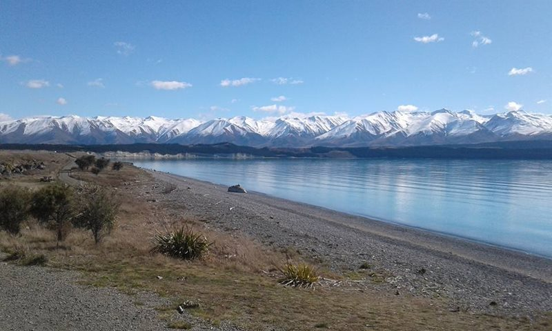 Lake Pukaki Queenstown