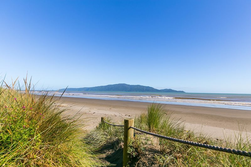 Kapiti Coast near Wellington