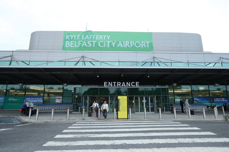 Budget Car Rental Belfast City Airport Belfast