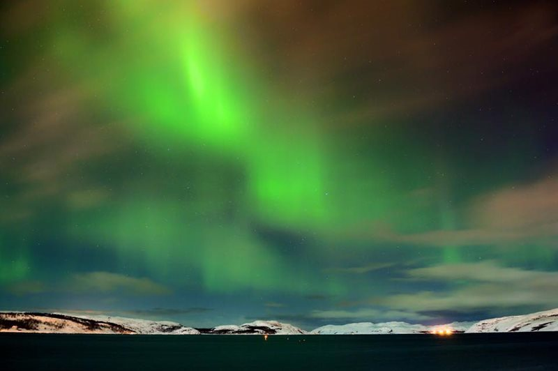 Kirkenes Northern lights