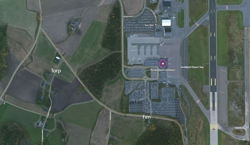 Sandefjord Airport Torp
