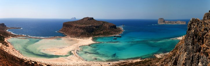 Greece Panorama Photo