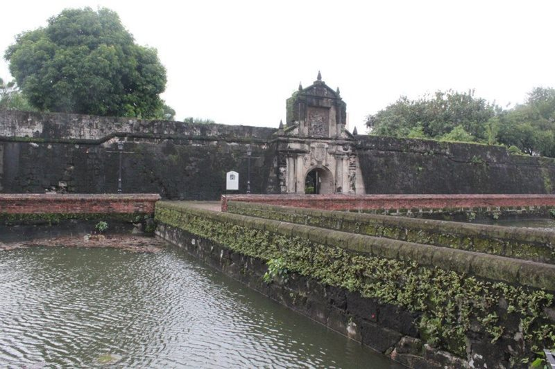 Manila Intramuros old city
