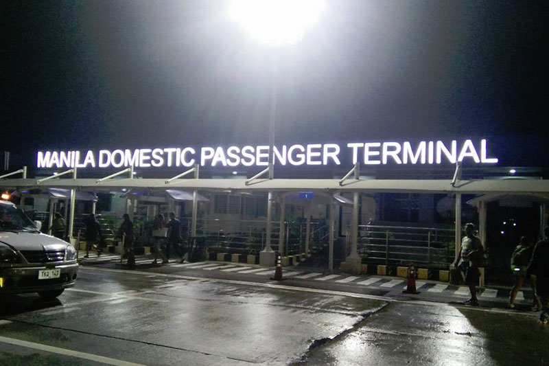 car hire manila airport domestic terminal 4