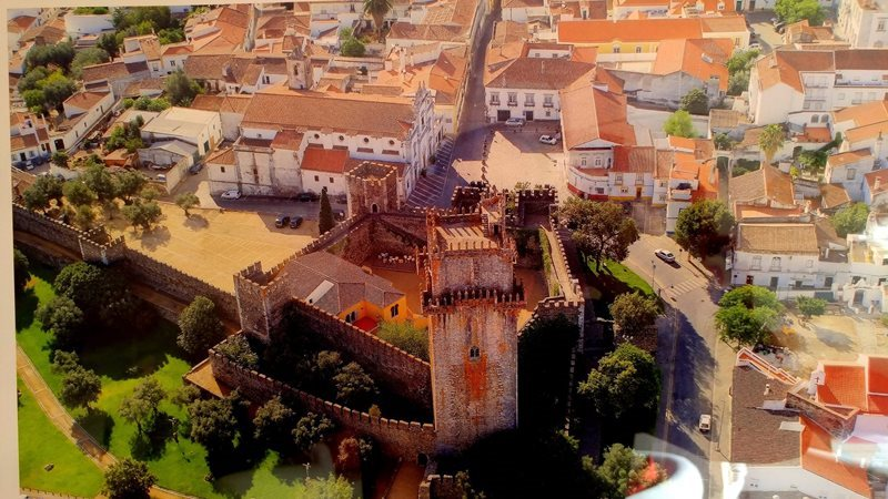 Beja city view