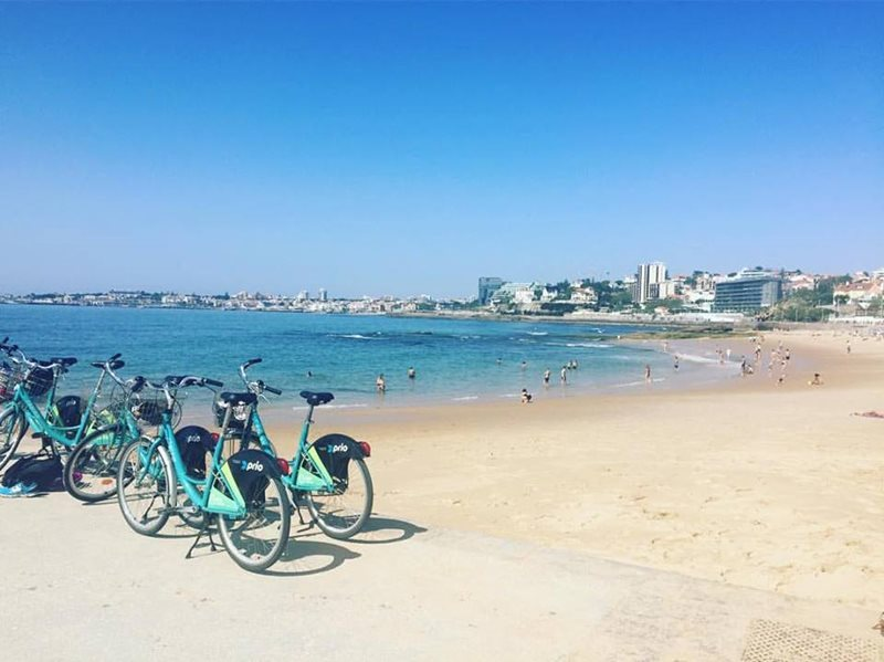 Cascais bicycle hire