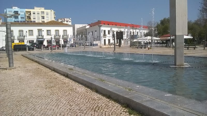 Portimao Old town